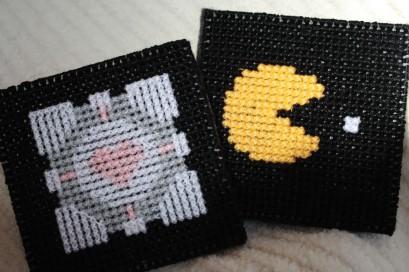 Gaming coasters