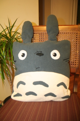 My Neighbor Totoro pillow