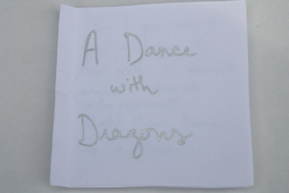 Dance with dragons 1