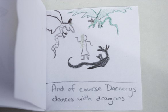 Dances with dragons 6