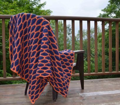 Streamwave blanket in Bears colours