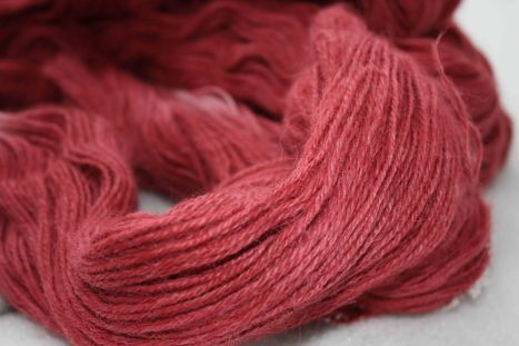 Alpaca yarn post