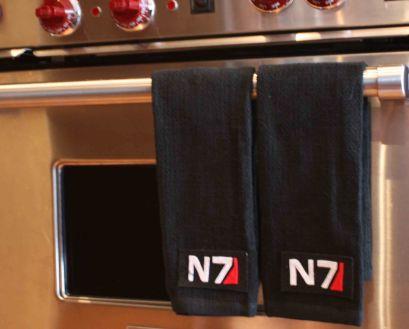 N7 tea towels