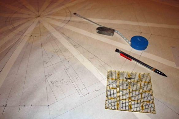 LHC quilt in progress 2