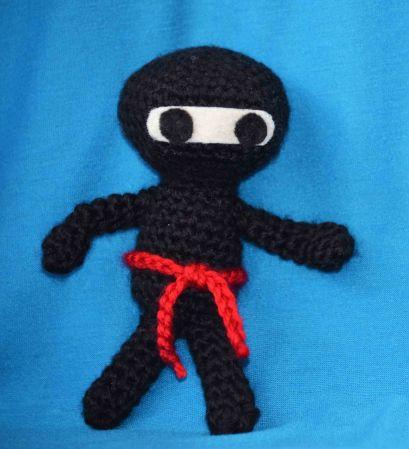 DIYgeekery tall ninja