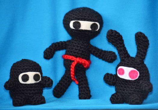 DIYgeekery three ninjas