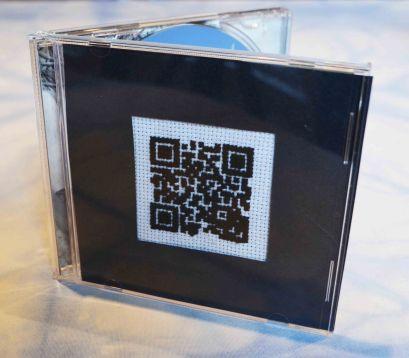 CD case frame 4