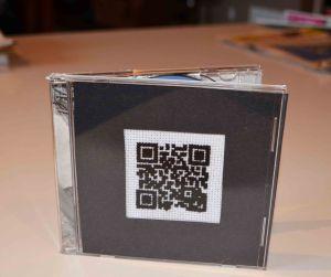 CD frame case 5