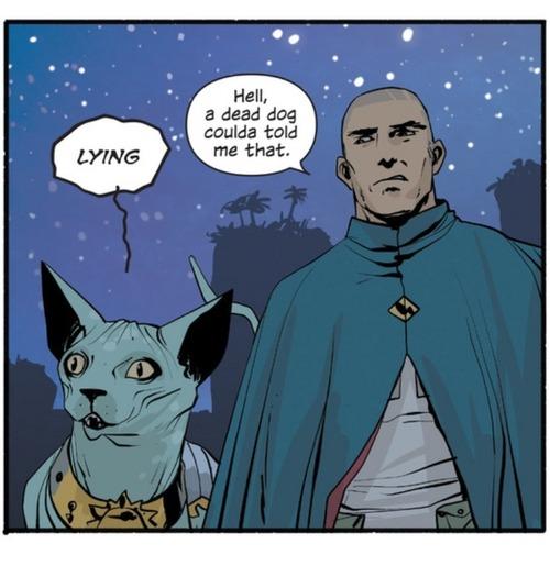 Lyingcat comic 2