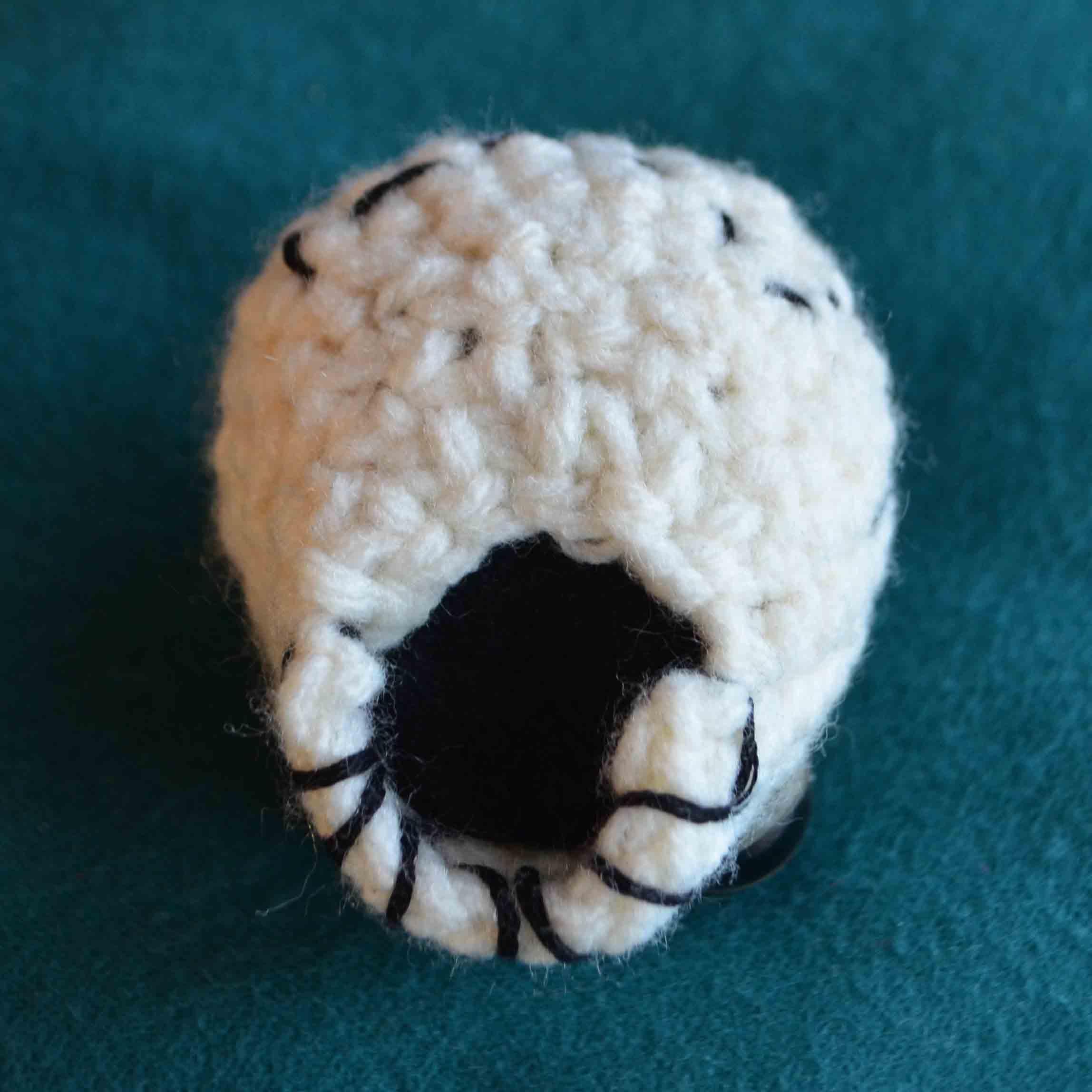 Amigurumi – Crochet Skull | Crochet skull patterns, Halloween ... | 2296x2296