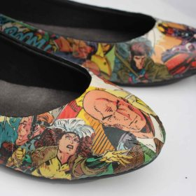 X-men shoes square