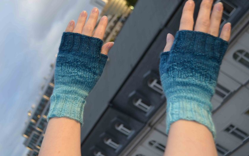 Little dragon mitts